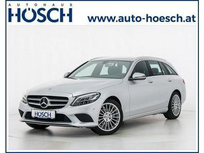 gebraucht Mercedes C220 d Kombi Avantgarde Aut. LP:56.995.-€