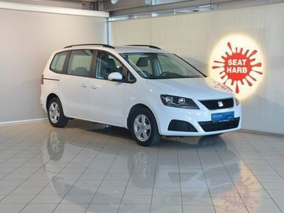 brugt Seat Alhambra Reference TDI CR 4Drive