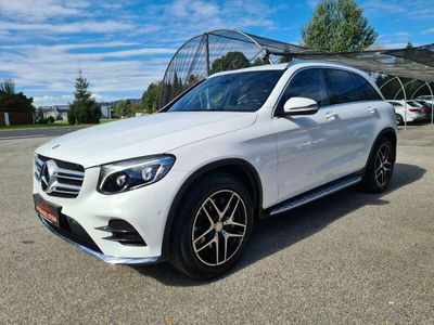 gebraucht Mercedes GLC250 d 4MATIC Aut. AMG Line