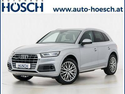 gebraucht Audi Q5 40 TDI quattro Sport Aut LP:72.646,-€