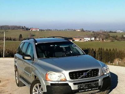 gebraucht Volvo XC90 D5 A Geartronic SUV / Geländewagen
