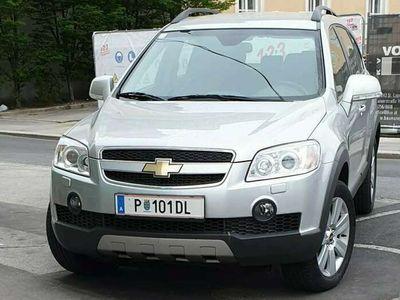 gebraucht Chevrolet Captiva 2.0 SUV / Geländewagen