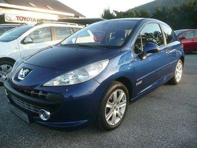 gebraucht Peugeot 207 Active Pro 1,6 16V Limousine