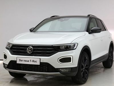 gebraucht VW T-Roc Edition TSI OPF