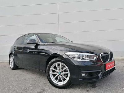 gebraucht BMW 118 1er-Reihe d Advantage Aut.*SERVICEGEPFL.*GARANTIE*LEASING Limousine