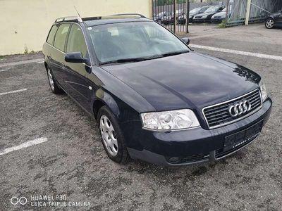 gebraucht Audi A6 Avant 1,9 TDI Multitronic Kombi / Family Van