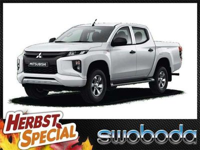 gebraucht Mitsubishi L200 DK DI-D 2,2 Diamond 4WD AT *neues Modell*