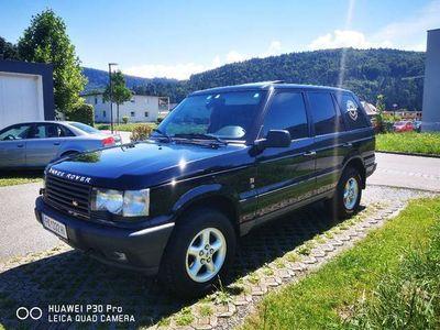 gebraucht Land Rover Range Rover 4,6 HSE