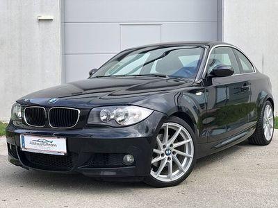 gebraucht BMW 120 Coupé 1er-Reihe d Coupé Sportwagen /