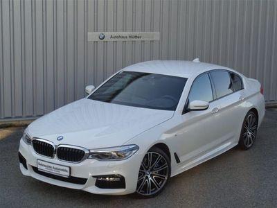 gebraucht BMW 530 xDrive Limousine Aut. M-Sportpaket, Navi, LED,...