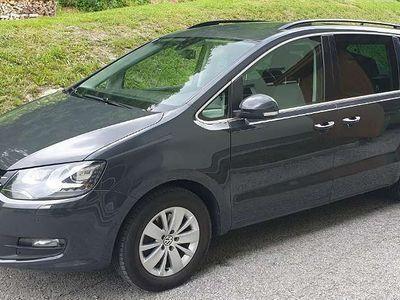 gebraucht VW Sharan Business 2.0 TDI, DSG Kombi / Family Van