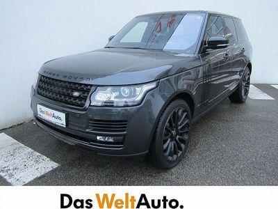 brugt Land Rover Range Rover 4,4 SDV8 Vogue