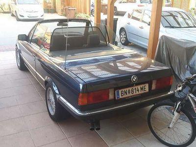gebraucht BMW 325 Cabriolet 3er-Reihe i Cabrio E30 / Roadster
