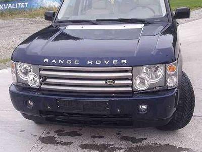 gebraucht Land Rover Range Rover 3.0 SUV / Geländewagen,