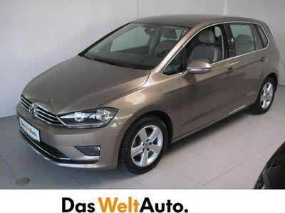 brugt VW Golf Sportsvan Highline BMT TDI DSG Limousine,