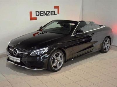 gebraucht Mercedes C250 C-KlasseCabrio Aut. Cabrio / Roadster,