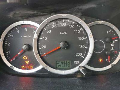 gebraucht Mitsubishi Pajero L200 4WD TD GL Club-Cabin