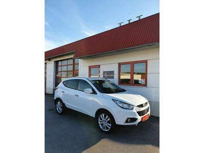 gebraucht Hyundai ix35 20 CRDi Premium 2WD*Finanzierung möglich*