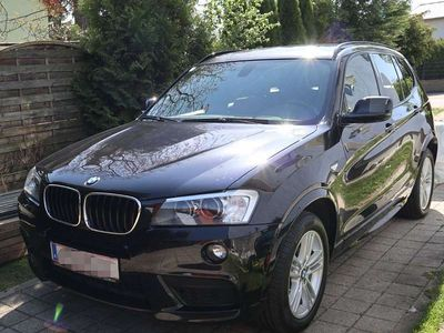 gebraucht BMW X3 X3xDrive20d Sports Activity Vehicle SUV / Geländewagen,