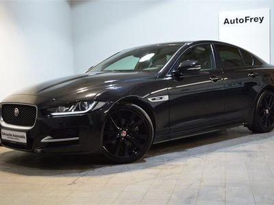 usata Jaguar XE 20d R-Sport