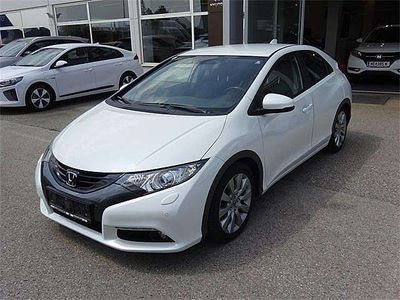 gebraucht Honda Civic 1,6i-CTDi Lifestyle Limousine,
