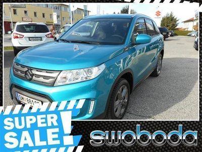 used Suzuki Vitara 1.6DDIS 4WD Shine