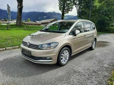 gebraucht VW Touran Comfortline 2,0 BMT TDI DSG NAVI 7-Sitzer