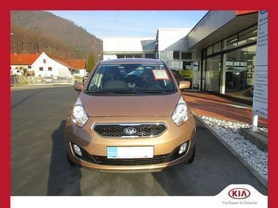 gebraucht Kia Venga 1,4 CRDi Active ISG Limousine