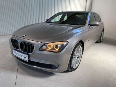 gebraucht BMW 750 7er-Reihe i Österreich-Paket Aut.****72000km**** Limousine