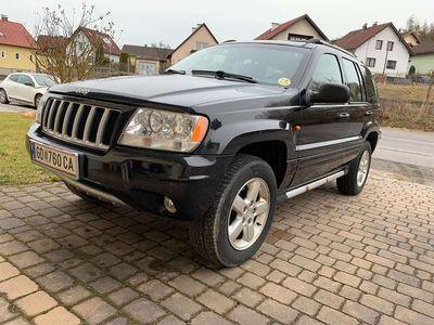 gebraucht Jeep Grand Cherokee 2.7 SUV / Geländewagen