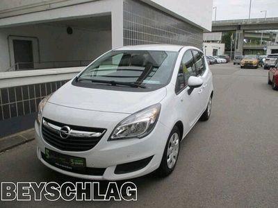 gebraucht Opel Meriva 1,4 Ecotec Cool & Sound