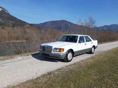 gebraucht Mercedes S420 SE Aut. Limousine