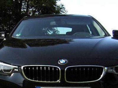gebraucht BMW 418 Gran Coupé 4er-Reihe Sportwagen / Coupé