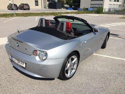 gebraucht BMW Z4 2,5i Roadster E85 Cabrio / Roadster