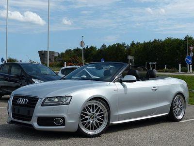 gebraucht Audi A5 Cabriolet 2,0 TFSI | S-Line | Navi | Bi-Xenon | 20 Z