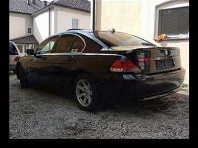 gebraucht BMW 730 5er-Reihe d E65 Limousine