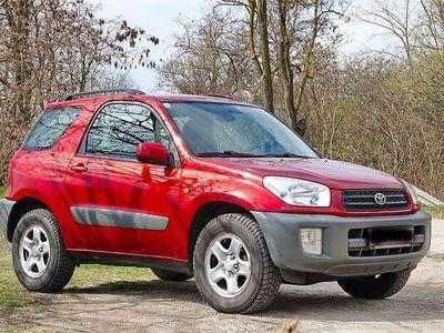 gebraucht Toyota RAV4 1.8 2WD-3 SUV / Geländewagen,