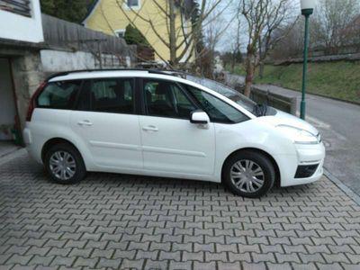 gebraucht Citroën Grand C4 Picasso Picasso 1.6 HDI Kombi / Family Van,