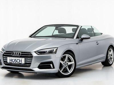 gebraucht Audi A5 Cabriolet 40 TFSI Sport Aut. LP: 64.401,- €