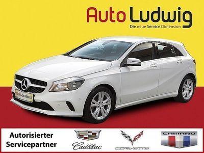 used Mercedes A200 d 4MATIC Aut.