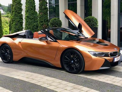 gebraucht BMW i8 First Edition Cabrio / Roadster,