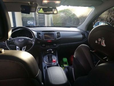 gebraucht Kia Sportage Active Pro 2.0 SUV / Geländewagen