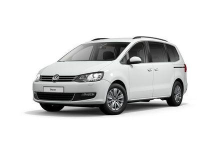 gebraucht VW Sharan Family TDI SCR 4MOTION DSG 7-Sitz