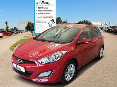 gebraucht Hyundai i30 CW 1,4 CVVT Europe 1 Jahr Garantie