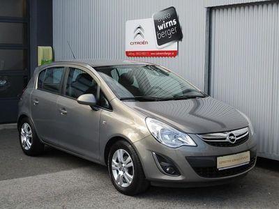 gebraucht Opel Corsa 1,4 iCon Edition Limousine,