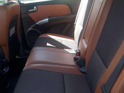 gebraucht Kia Sportage /4WD/CRDi/EX/Orange SUV / Geländewagen,