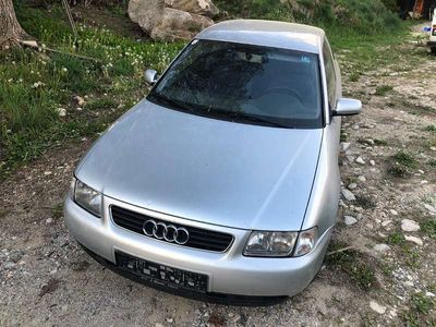 gebraucht Audi A3 1,9Tdi fahrbereit Klein-/ Kompaktwagen