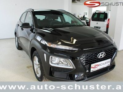 gebraucht Hyundai Kona 1,6 CRDi 4WD Level 3 DCT Aut. SUV / Geländewagen,