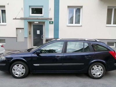 gebraucht Renault Laguna GrandTour 1,9dci Limousine