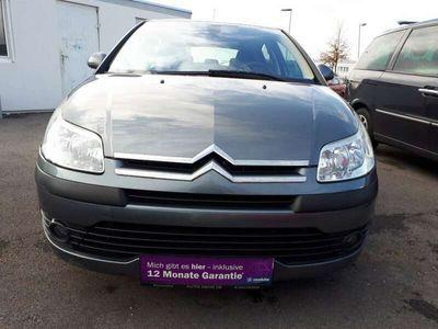 gebraucht Citroën C4 1,6 HDi 90 Image FAP